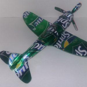 Popcan plane P-47 Thunderbolt