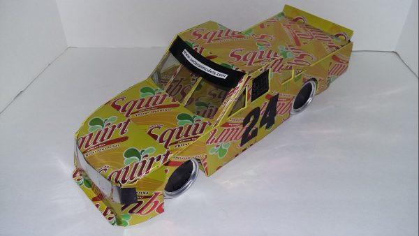 Popcan NASCAR truck plans