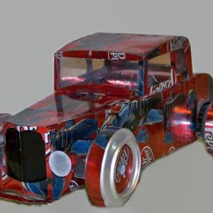32 Ford 5 Window Coupe soda can car pattern