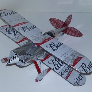 Pitts Special beer can plane template