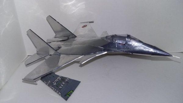 Pop can Airplane Sukhoi SU-30MKI