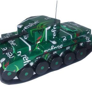 Popcan Cromwell Tank plans