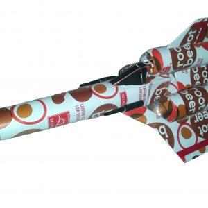 Battlestar Galactica pop can plane