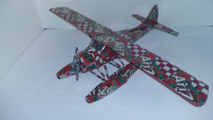 popcan airplanes